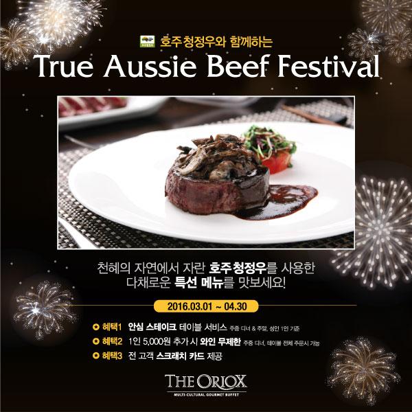 True Aussie Beef Festival